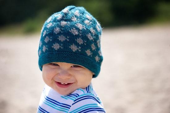 Cute Little Knit Hat - Pattern on Bluprint