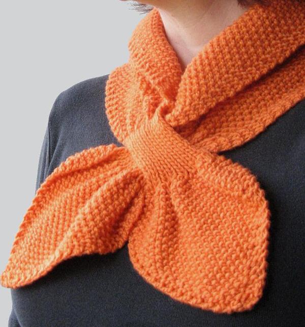 Moss Stitch Scarf - Craftsy