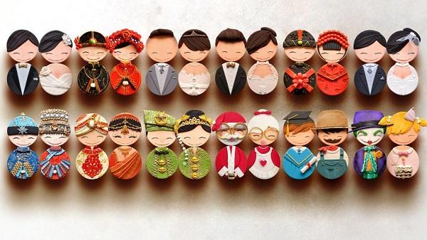 Global Cupcake Designs by Sheryl Bito