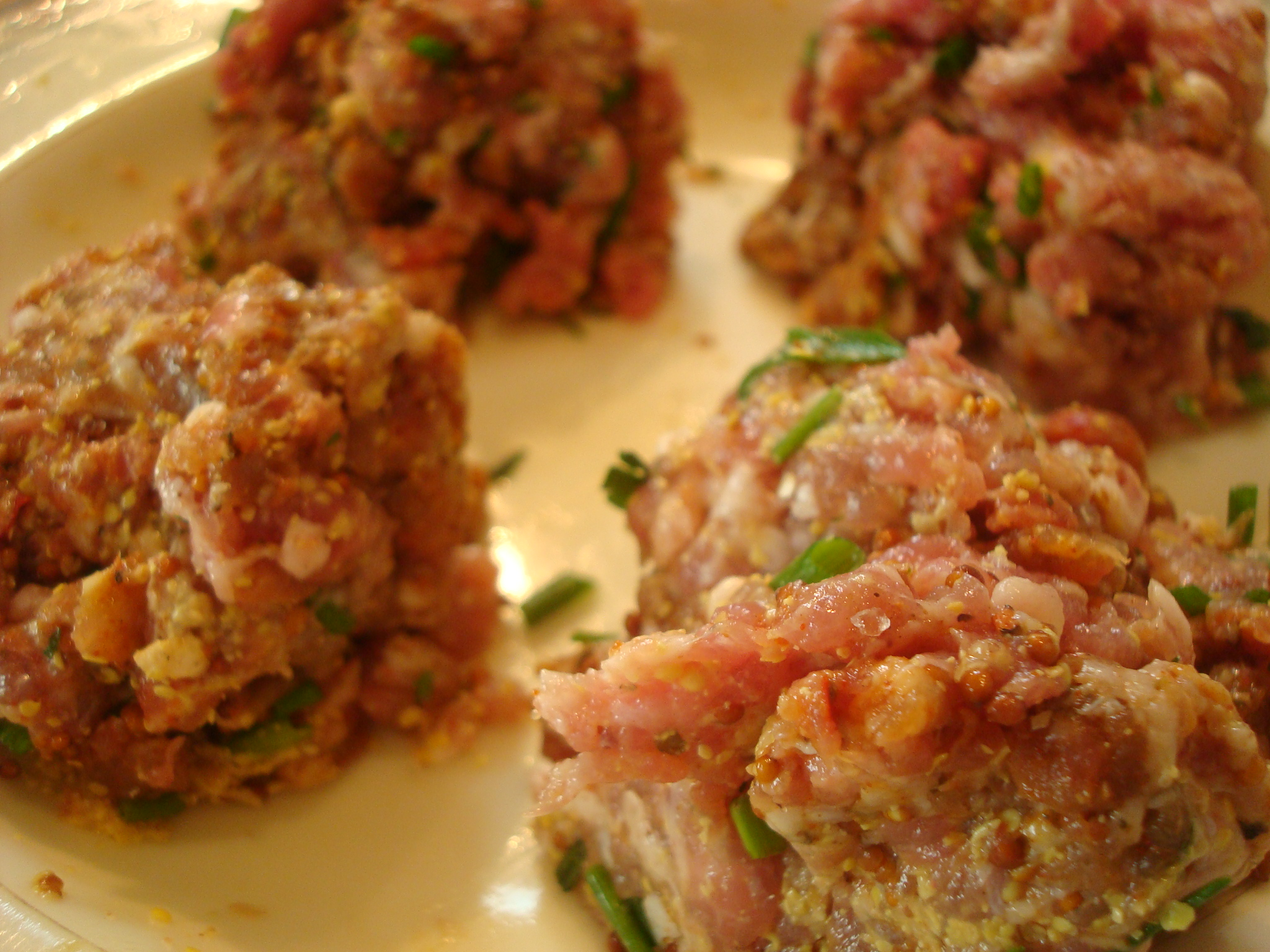 Meat-Patties for Homemade Scotch Eggs