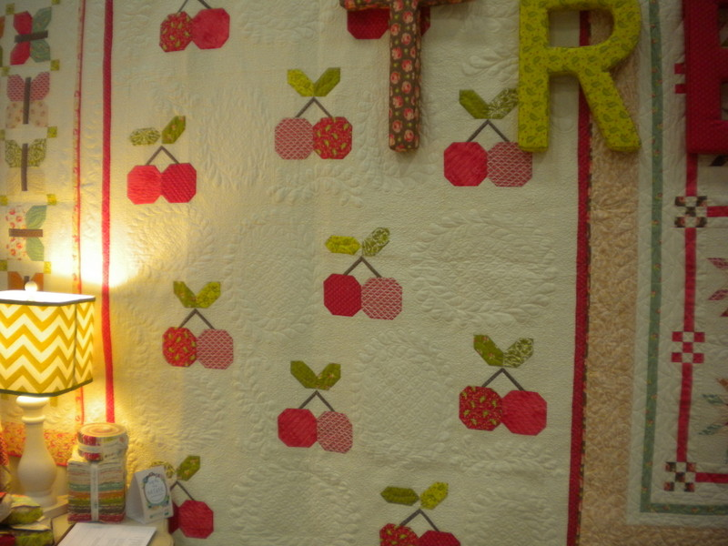 Cherry Pie Quilt - Bluprint Member Pattern