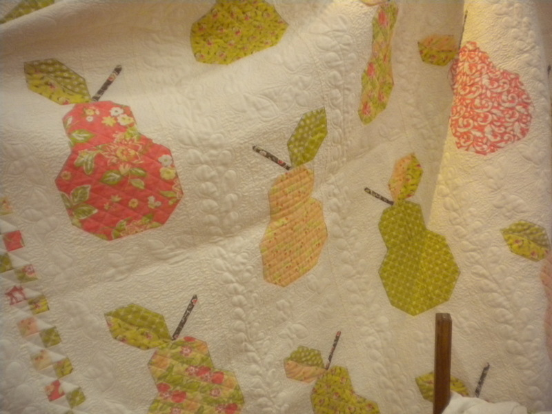 Pear Quilt