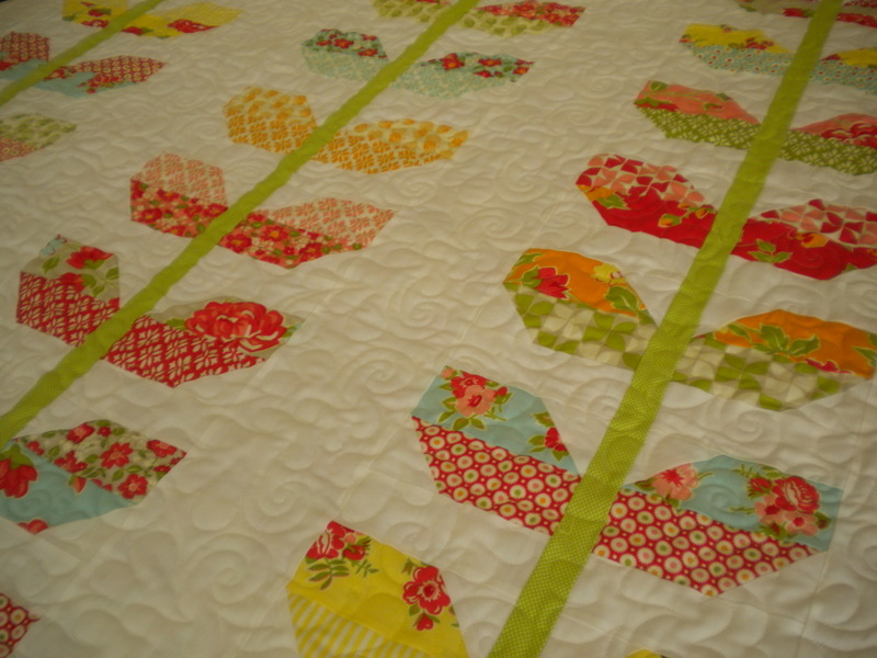 Stems and Leaves Quilt