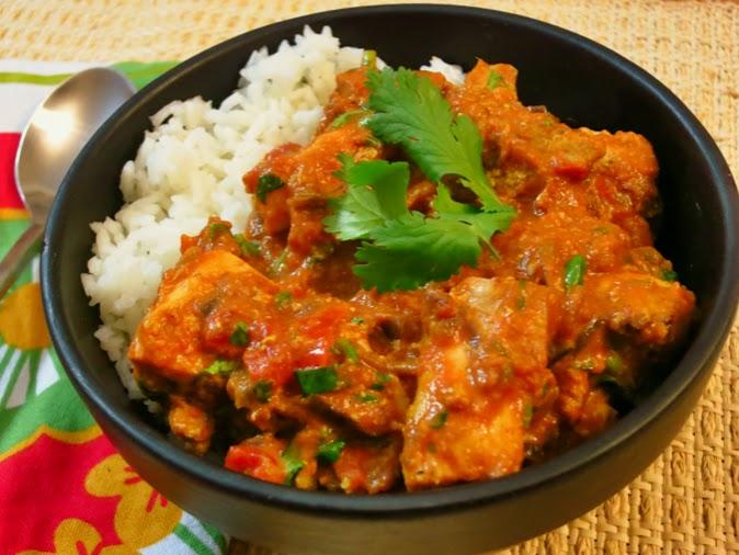 Chicken tikka masala at home