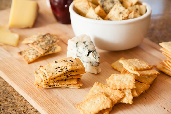 Salty Snack Plate - Homemade Snacks Class on Bluprint
