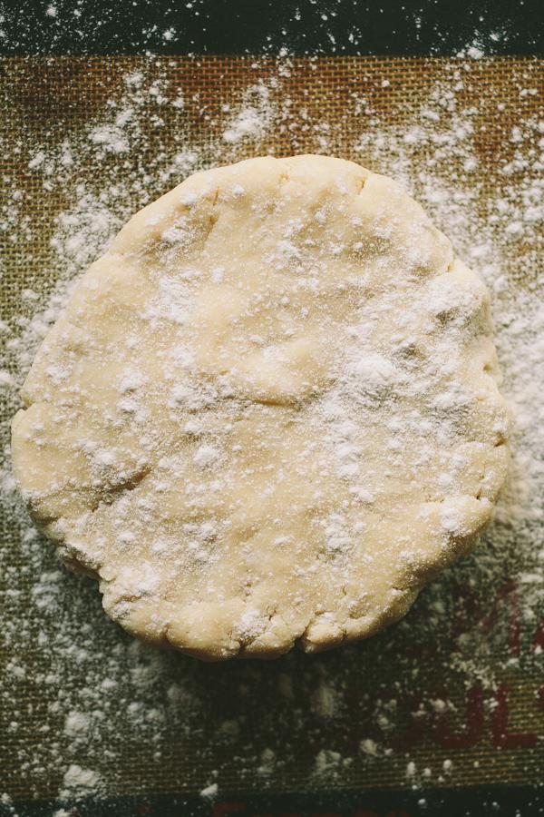 Making Parmesan Tart Crust - Craftsy.com