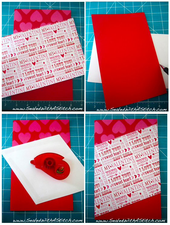 Decorating Card with Love Design
