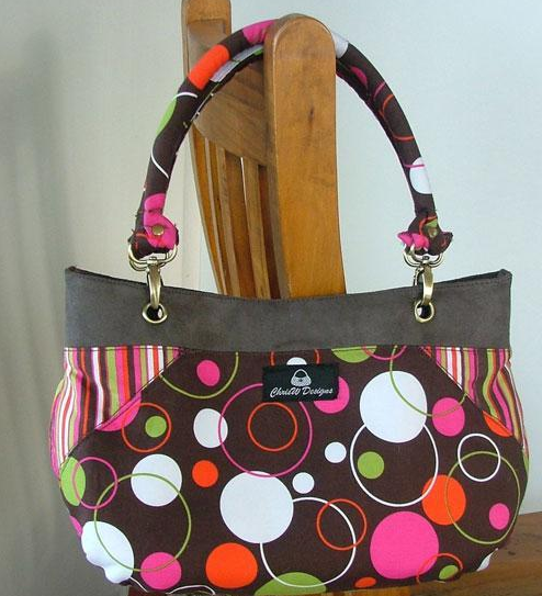 Coco Bag - Free Sewing Pattern on Bluprint