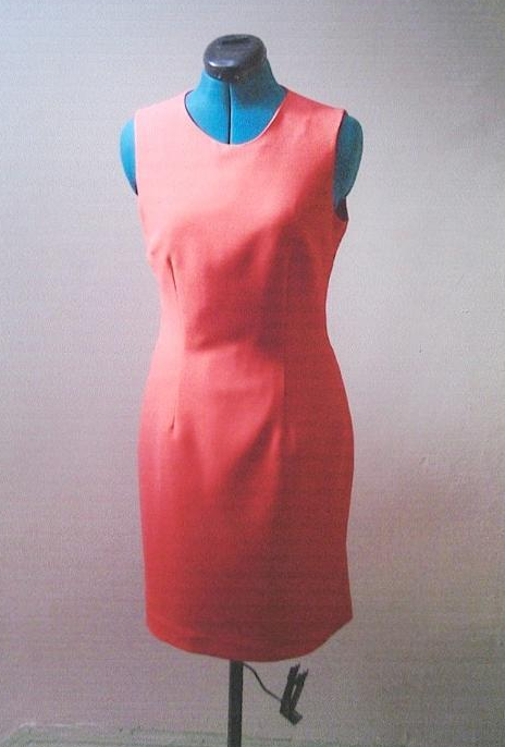 Couture Wool Dress - Craftsy.com