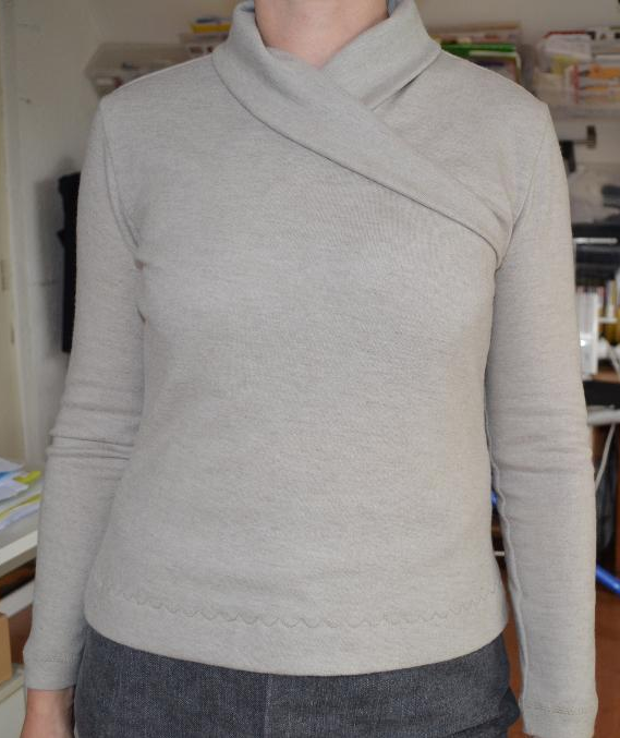 Craftsy Member's Wool Sweater