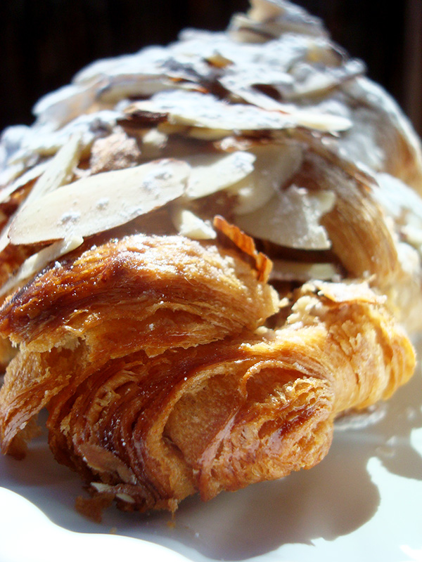 Making Almond Croissants on Bluprint.com