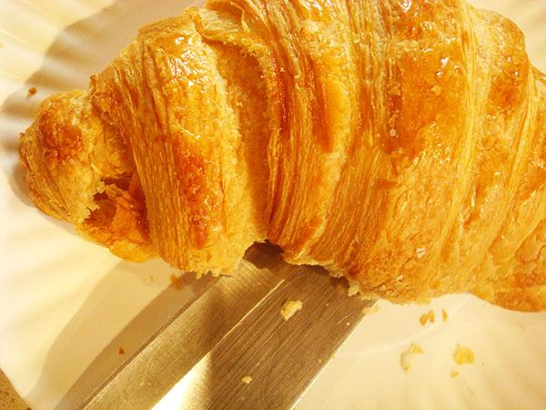 Delicious Almond Croissant