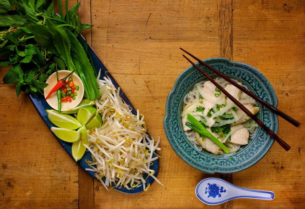 Fresh Vietnamese Pho on Bluprint
