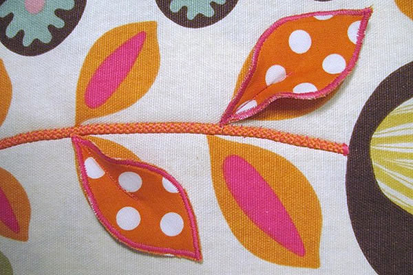 Featured Cutout with Cording