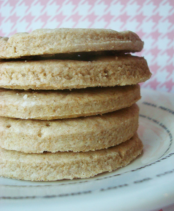 Homemade Digestive Biscuits on Craftsy