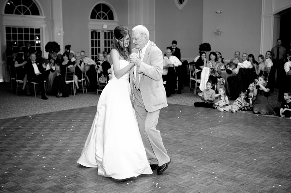 Heart-warming photo of bride&grandfather - Craftsy.com