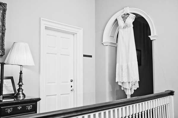 Photo of a Wedding Dress