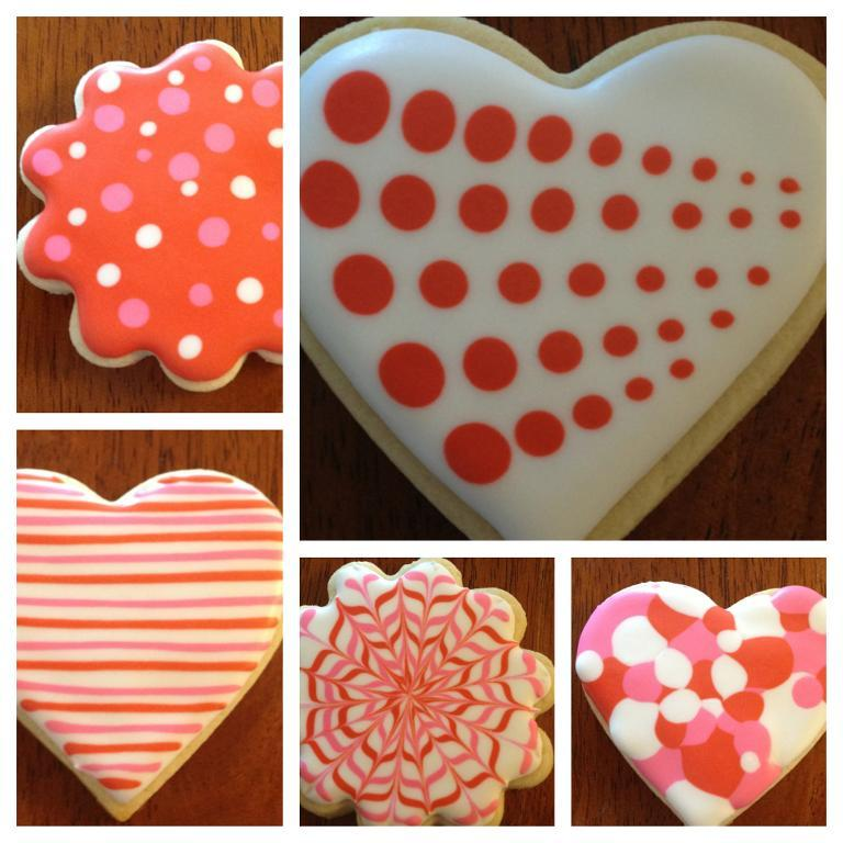 Bluprint Member Cookies - Valentines Day