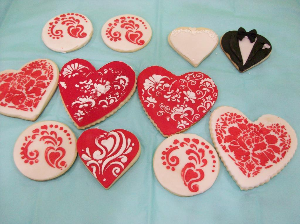 Valentine's Day Cookies - Member Project on Bluprint