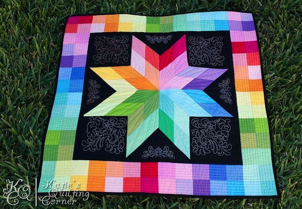 Solid Squares Quilt - Project by Bluprint Member