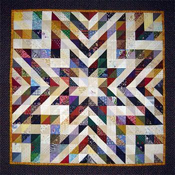 A-Mazing Star Quilt