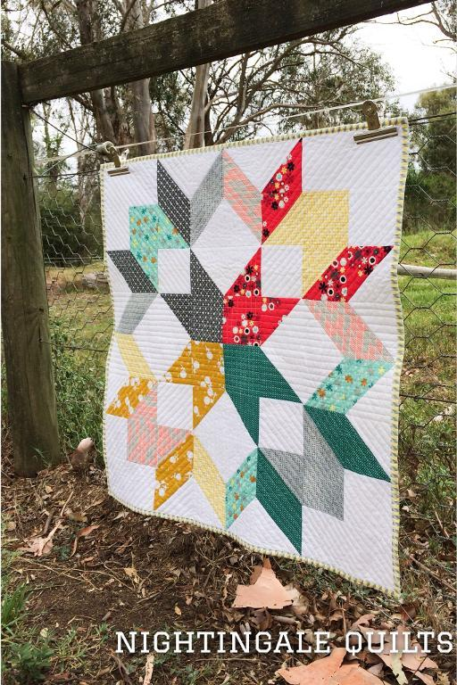Swift Wreath Quilt