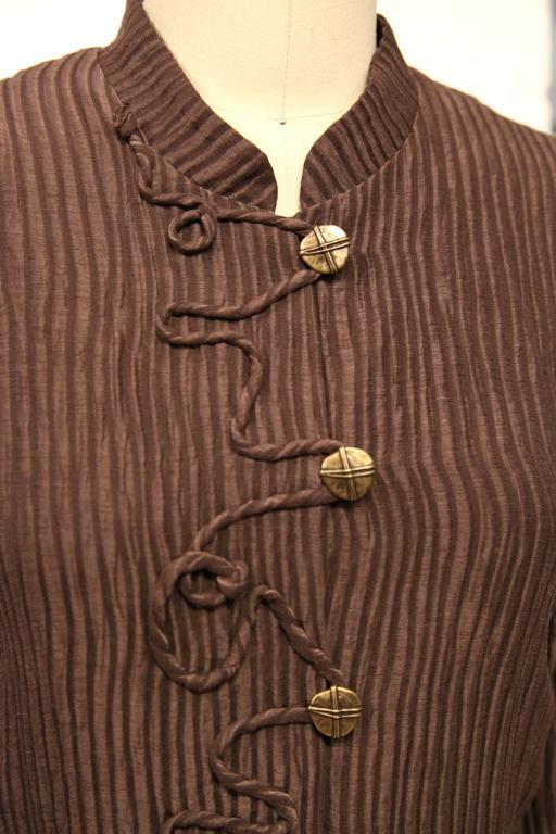 Cording on a Jacket - Craftsy Member Sewing Project