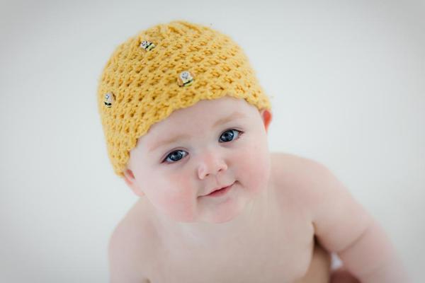 Honeycomb Hat