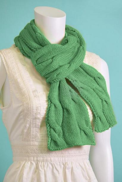 Rambling scarf kit