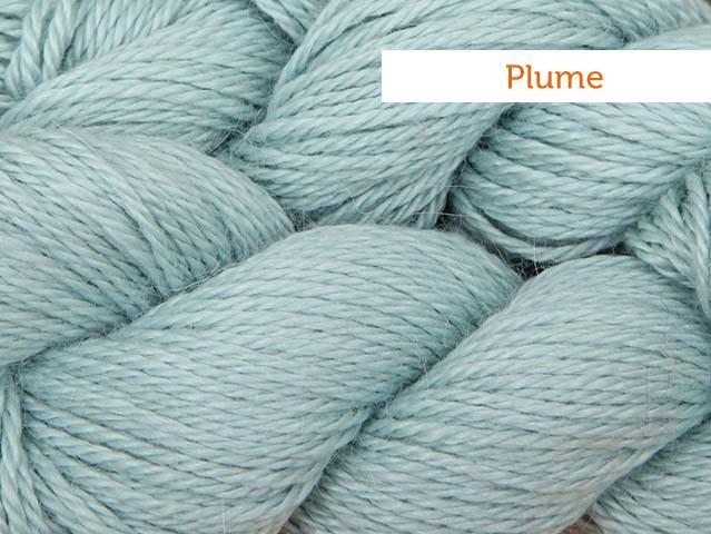 Plume Blue Sky Alpaca Silk