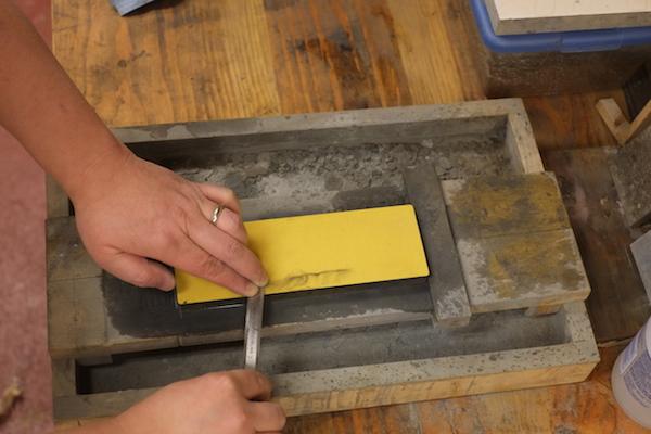 Flattening the Back of a Chisel: Bluprint.com
