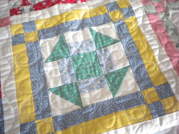 Churn Dash Quilt Block, A Quilting Life for Craftsy.com