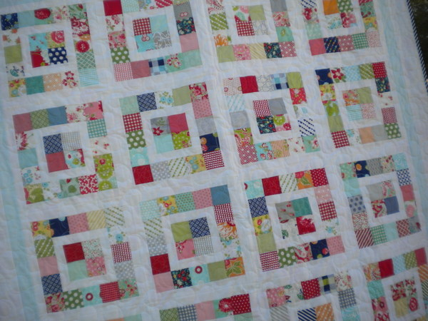 Country Fair Quilt: Pattern on Craftsy!