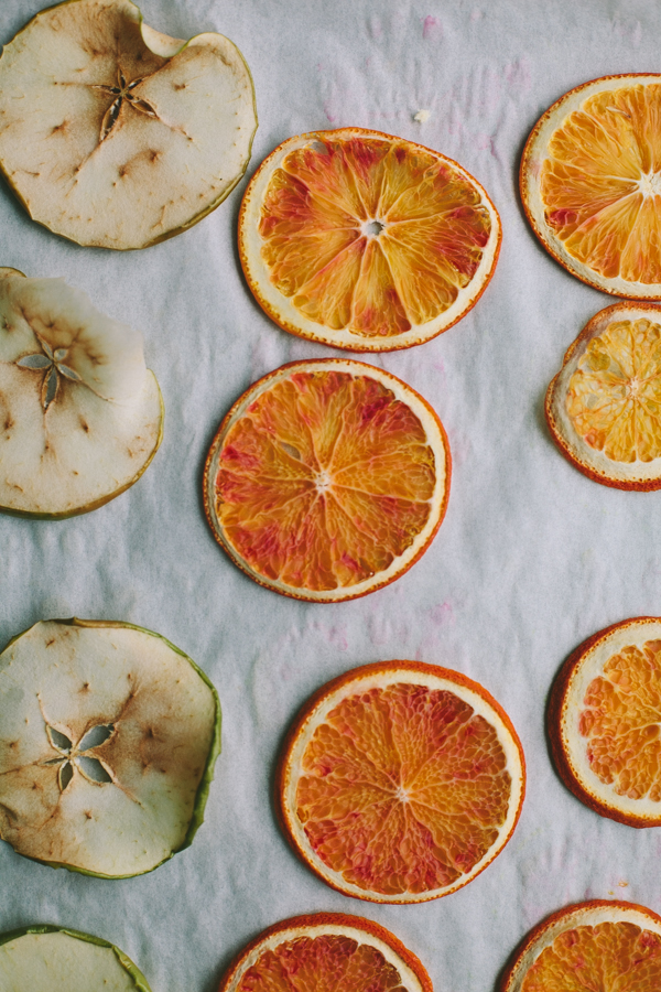 Making Your Own Dried Apples and Oranges