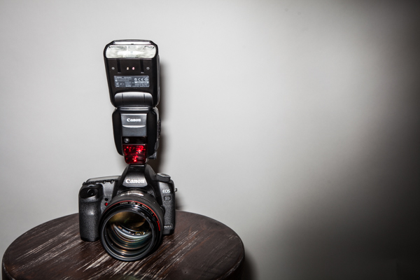Mid-Level Canon Speedlight