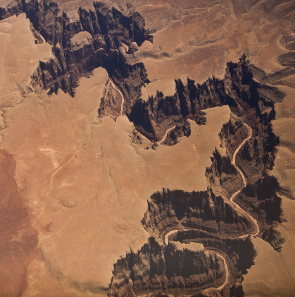 Grand Canyon from the Sky- Creating Balance