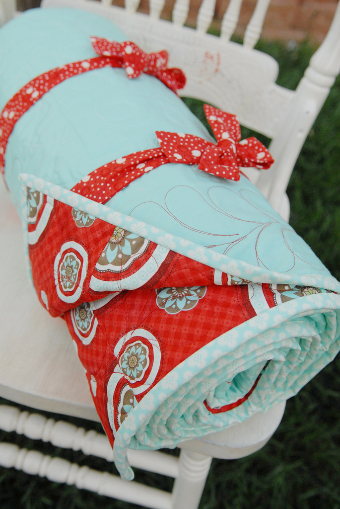 Picnic Rollup Quilt