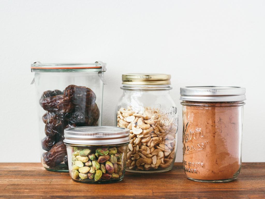 Stocking Your Vegan Pantry: Raw Nuts & Seeds