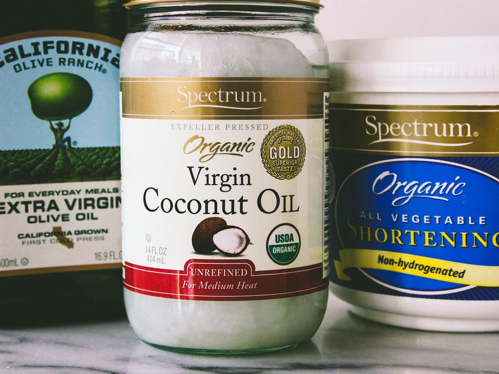Healthy fat alternatives
