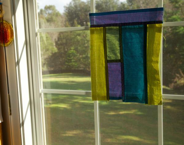 Translucent Korean Quilt Project