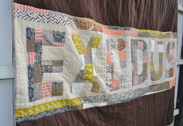 A Charity Quilt