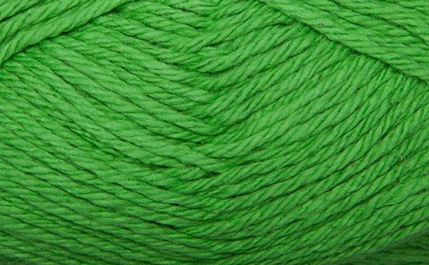 Lion Brand Kitchen Cotton in Snap Pea
