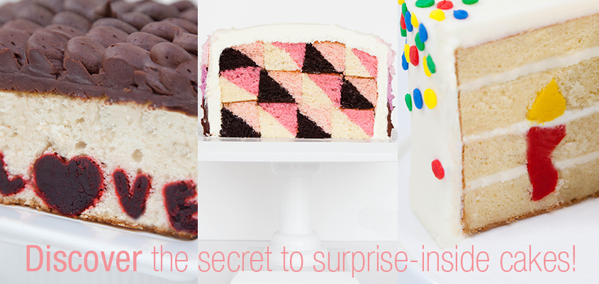 Learn to Decorate Cakes from the Inside Out!