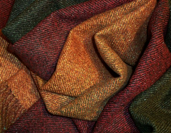 Colorful Woven Men's Scarves
