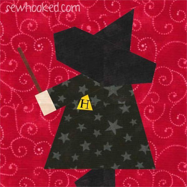 Free Hogwarts Sue Block Pattern - on Bluprint