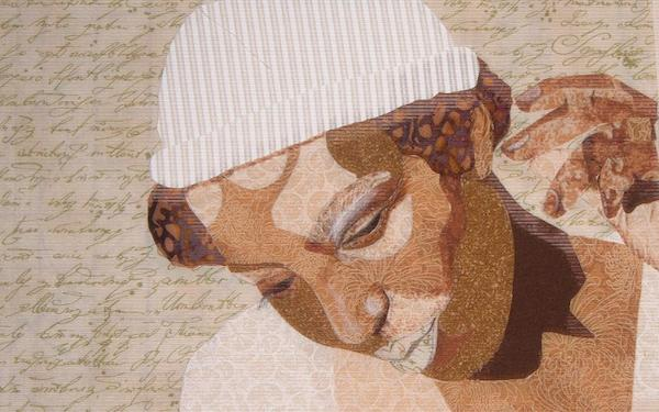 Picture Quilt of a Woman - Project on Bluprint.com