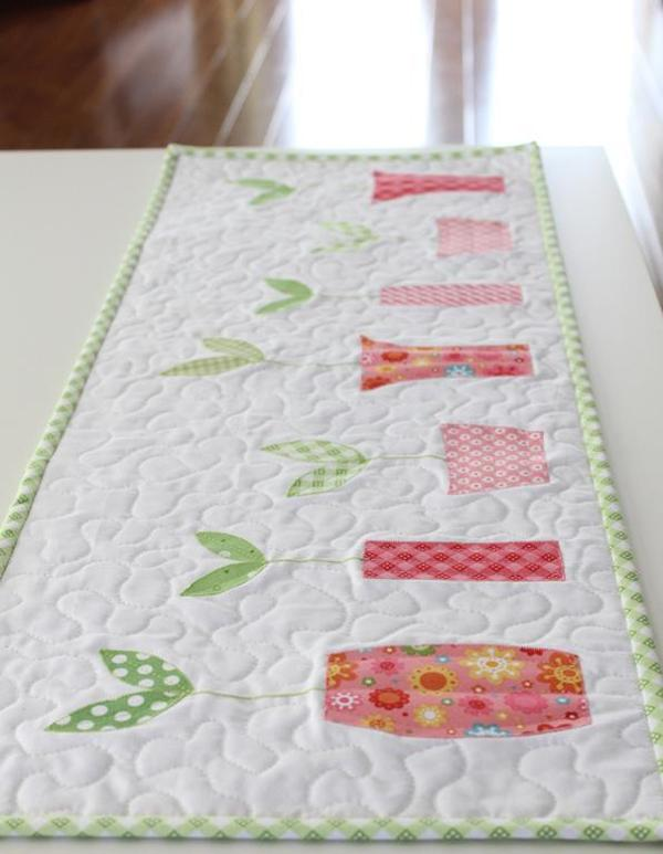 Sprouts Table Runner