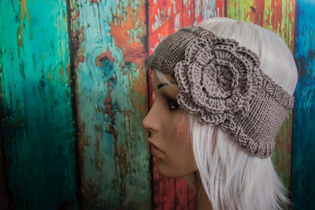 The Whitney Headband - Pattern on Craftsy