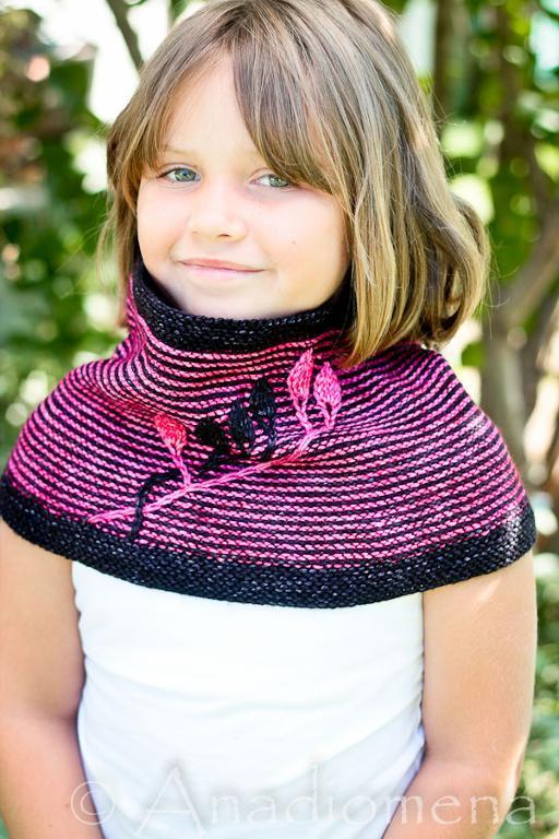 Knit Alize cowl