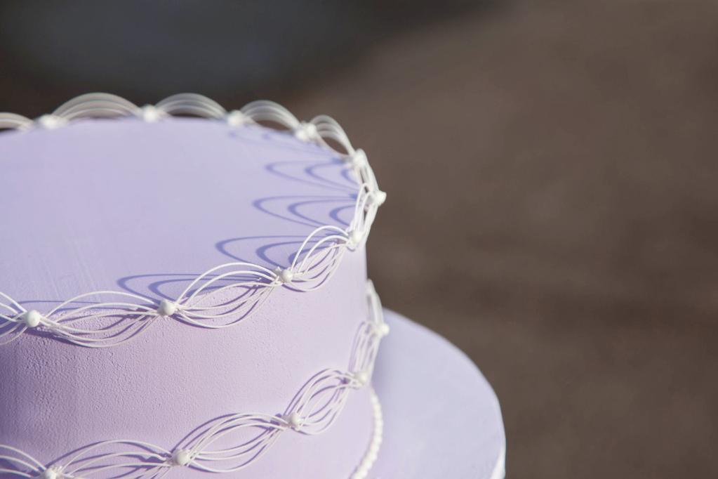 Cakes With Oriental Stringwork - Bluprint.com
